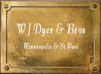 W J Dyer & Bros Musical Instrument History Minneapolis St Paul MN