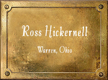 Ross Hickernell Warren Ohio Solo Trumpet History brass