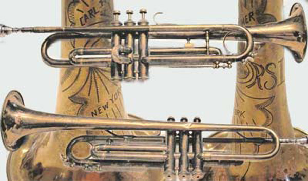 Rudy Muck Joseph Muck & Co New York brass instrument history Cornet