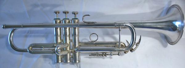 Rudy Muck Joseph Muck & Co New York brass instrument history Cornet
