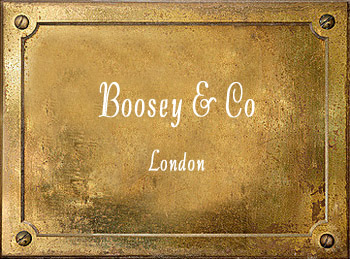 Boosey & Hawkes London musical instrument history brass