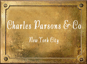 Charles Parsons & Co New York musical instruments