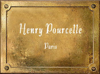 Henry Pourcelle Paris brass instruments cornet history Bruno & Son New York