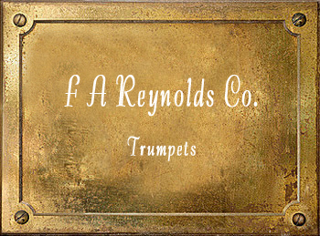 F A Reynolds Trumpet history Cleveland Ohio