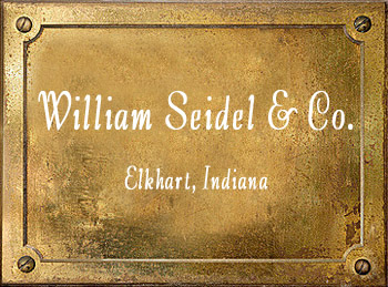 William Seidel Band instrument maker Elkhart Indiana history