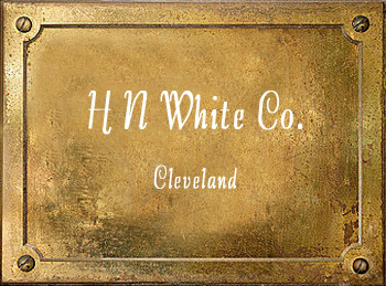 H N White Band Instrument Company King history Cleveland